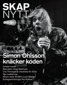 SKAP-Nytt Våren 2014