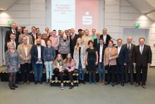 """Verleihung von """"Gut engagiert  -der Bürgerpreis im Rhein-Kreis Neuss"""""""
