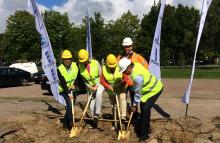 Tornet byggstartar 77 nya hyresrätter i centrala Helsingborg
