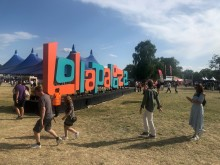 Succésiffror för Lollapalooza i Stockholm