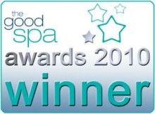 Aqua Sana scoops Good Spa Guide Award