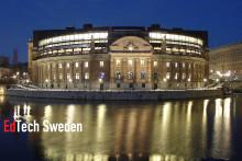 Riksdagsseminarium: Svensk edtech - det svarta hålet