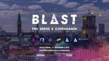 BLAST Pro Series return to Copenhagen's 12.000 capacity Royal Arena
