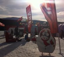 SkiStar Åre: Valle på världscupen i ski cross