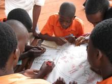 Plan uppmärksammar barns röster om klimatförändringarna