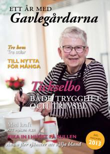 Gavlegårdarnas Årsmagasin 2013