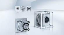 Nya kammarfläkten RadiPac, överlägsen  prestanda för luftbehandlingsaggregat