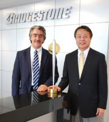 Bridgestone får den prestigefyllda utmärkelsen Volvo Premium Supplier Award 2009