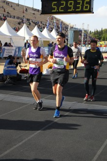 ​Croydon resident tackles Authentic Greek Marathon for stroke