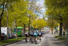 Internationella cykellopp i Uppsala, 10-13 maj 2018