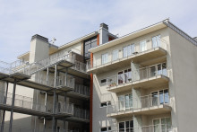 Starkt intresse för miljöcertifierade byggmaterial