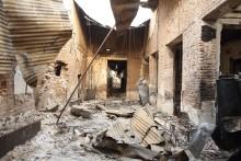 Kunduzattacken: Okontrollerad militärinsats i tätbefolkat område