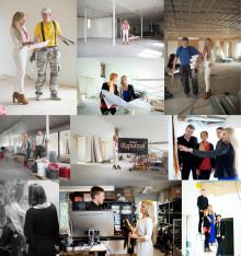 Nu byggs Rapunzels nya E-handelshus i Umeå