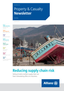 Property & Casualty Newsletter - Part 1 Supply Chain Risk