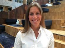 Linda Stafsing ny projektkoordinator