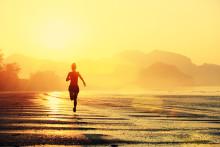 Stort träningssug bland svenskarna under semestern