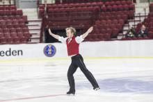 Alexander Majorov 11:e plats i EM
