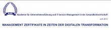AuiG Akademie: Management Zertifikate in Zeiten der digitalen Transformation