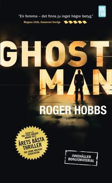 Ghostman av Roger Hobbs - succéboken nu som pocket