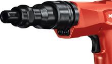 En liten bultpistol – ett bättre alternativ för el- och VVS!