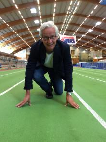 Göteborgs Friidrottsförbund stärker organisationen
