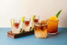 Rum Nations at Revolucion De Cuba bars