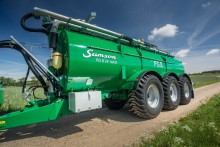 SAMSON: The big machines are coming to Agritechnica
