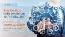 codia DMSForum 2017: Hier regiert die schlanke Verwaltung