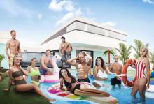 Love Island fikk en pangstart på TV3, Viafree og Viaplay