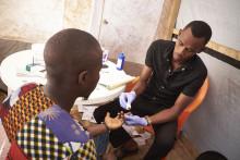 FN:s hivmöte: 2 av 3 i Väst- och Centralafrika får inte behandling
