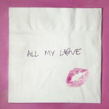 """Allusinlove släpper ny singel och video - """"All My Love"""""""