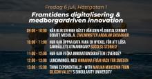 Hack for Sweden i Almedalen