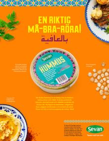 Annons Hummus - En riktig må-bra-röra!