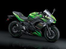 Kawasaki Ninja 650 uppdaterad och uppgraderad för 2020