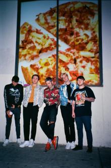 Bring Me The Horizon är tillbaka med nya albumet aмo 11 januari 2019