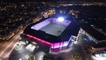 """Invigning av """"nya"""" Olympia 1 april – med mer än bara fotboll"""