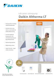 Produktblad DaikinAltherma vägghängd