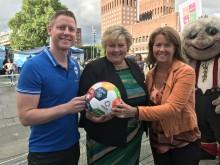 Bærekraftpartner med Norway Cup