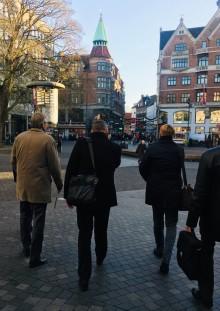 KommuneKredits foretræde for Energi-, Forsynings- og Klimaudvalget