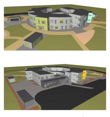 Spännande byggprojekt i Halmstad – Linehed förskola kommer att bli rund