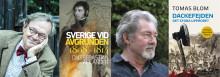 Två av förlagets titlar är nominerade till Årets bok om svensk historia!