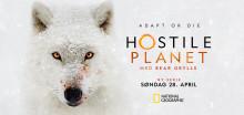 """National Geographics kæmpesatsning """"Hostile Planet"""" viser moder Jord fra sin mest ubarmhjertige side"""