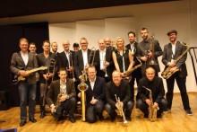 Lindesbergs storband håller vårkonsert i Lindesberg