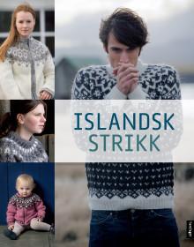 """Ny tradisjonell strikkebok frå Island er her: """"Islandsk strikk"""""""