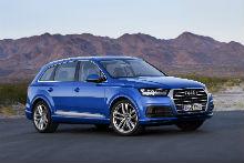 Europapremiär för nya Audi Q7 på Båtmässan!