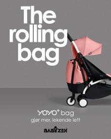 Nå lanseres YOYO+bag!
