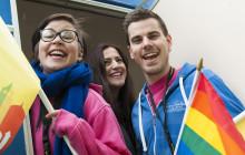 Välkommen till festivalen Queer up – Kungsbackas festival för mänskliga rättigheter