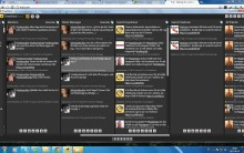 Solresor börjar kommunicera internt via Twitter