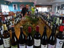 Hotell Kristina är 100 % ekologiska på vin