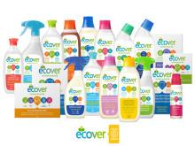 Ecover har fått ny miljøsertifisering